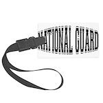 nationalguardbulge Large Luggage Tag
