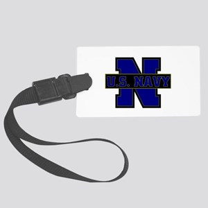 US Navy Large Luggage Tag