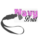 navybrat99 Large Luggage Tag