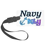 navybabyboy Large Luggage Tag