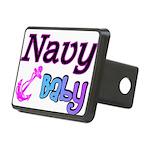 navybaby Rectangular Hitch Cover