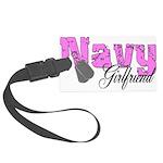 navyfgirlfriend99 Large Luggage Tag