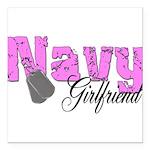 navyfgirlfriend99 Square Car Magnet 3
