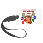 deernavy Large Luggage Tag