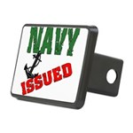 navyissued5 Rectangular Hitch Cover