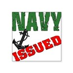 navyissued5 Square Sticker 3
