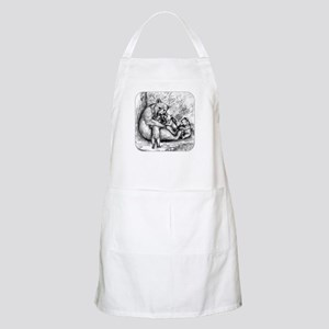 Black Bear Family Apron