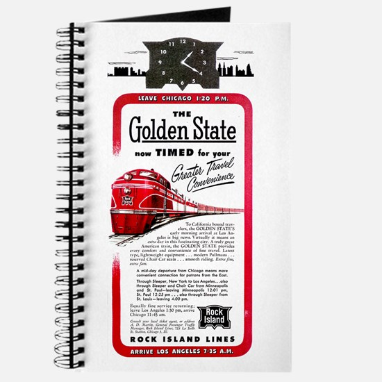 The Golden State Journal