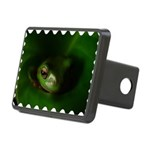 Lazy Frog Rectangular Hitch Cover