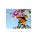 kids and butterflies050 Square Sticker 3