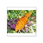 kids and butterflies046 Square Sticker 3