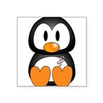 penguinbc Square Sticker 3