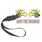 boobees8 Large Luggage Tag