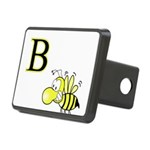 B is for Bee Rectangular Hitch Cover