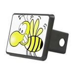 The Original Cute Bee Rectangular Hitch Cover