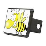 Original Cute Stinger Bee Rectangular Hitch Cover