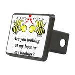 Are you looking at my bees Rectangular Hitch Cover