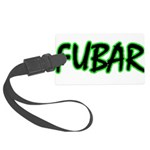 FUBAR ver3 Large Luggage Tag