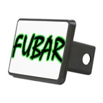 FUBAR ver3 Rectangular Hitch Cover