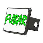 FUBAR ver4 Rectangular Hitch Cover