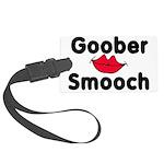 Goober Smooch Large Luggage Tag
