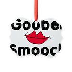 Goober Smooch Picture Ornament