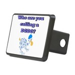 Who are you calling a Dodo Rectangular Hitch Cover