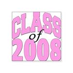 classof2008a Square Sticker 3
