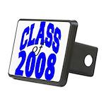 classof08 Rectangular Hitch Cover