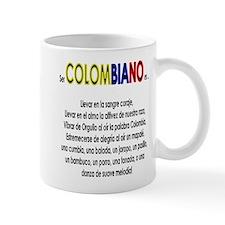 Ser Colombiano es Mug