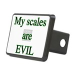 scalesevilw Rectangular Hitch Cover