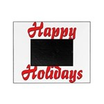 happyholidays Picture Frame
