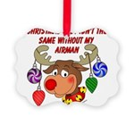 deerairforce Picture Ornament