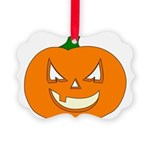 pumpkin Picture Ornament