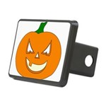 pumpkin Rectangular Hitch Cover