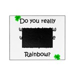 End of the Rainbow Picture Frame