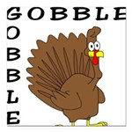 gobblegobble Square Car Magnet 3