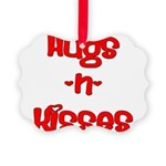 hugsnkisses Picture Ornament