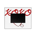 xoxoheart Picture Frame