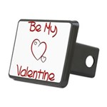 bemine Rectangular Hitch Cover