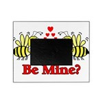 Be Mine Bees Picture Frame
