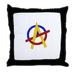 SuperDuper Hero Throw Pillow