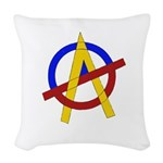 SuperDuper Hero Woven Throw Pillow