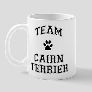 Team Cairn Terrier Mug