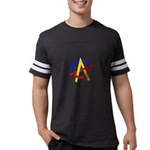 SuperDuper Hero Mens Football Shirt