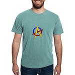 SuperDuper Hero Mens Comfort Colors Shirt