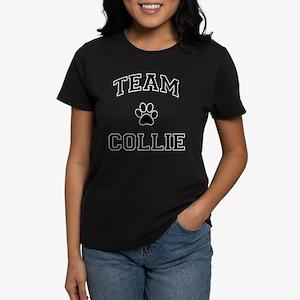 Team Collie Women's Dark T-Shirt