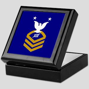Coast Guard PACM<BR> Tiled Insignia Box