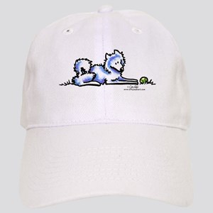 Samoyed Time Out Cap