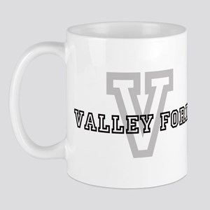 Valley Ford (Big Letter) Mug